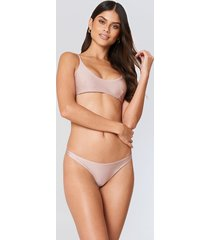 fayt blake bikini bottoms - pink