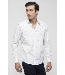 camisa blanca prototype legno