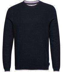 swetty sweat-shirt tröja blå ted baker