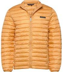 ted jacket fodrad jacka gul lexington clothing