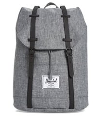men's herschel supply co. retreat backpack - grey