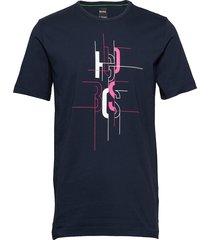 tee 2 t-shirts short-sleeved blå boss