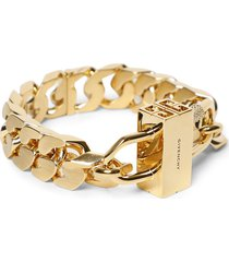 g chain lock small bracelet gold