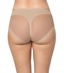 panty panty control suave beige leonisa 012657