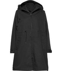 rey jacket regnkläder svart makia
