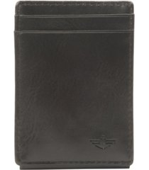 men's dockers rfid front pocket wallet