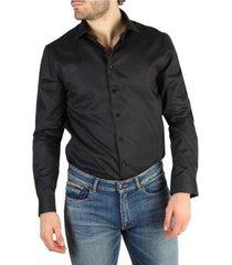 overhemd lange mouw calvin klein jeans - k30k300402