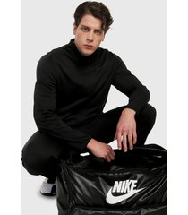 chaqueta negro nike winter epic knit