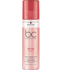 bonacure repair rescue spray conditioner 200ml schwarzkopf