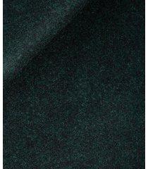 cappotto da uomo su misura, lanificio subalpino, eco verde scuro, autunno inverno | lanieri