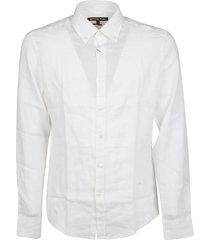 michael kors slim-fit shirt