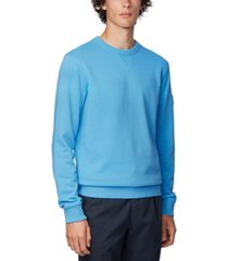 boss men's walkup 1 relaxed-fit sweatshirt