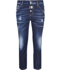 dsquared2 slim-fit 5 pockets jeans