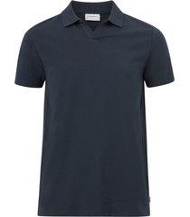 t-shirt clean design polo shirt s/s