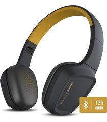audífonos energy 3 bluetooth amarillo