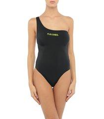 marcelo burlon one-piece swimsuits