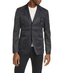men's 1017 alyx 9sm roller coaster buckle blazer