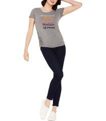 motherhood maternity secret fit belly skinny jeans