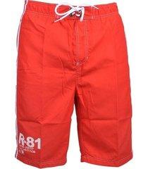 redbox basics redbox zwembroek r81 niobe - rood