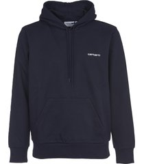 carhartt blue hoodie