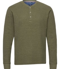 tee t-shirts long-sleeved grön blend