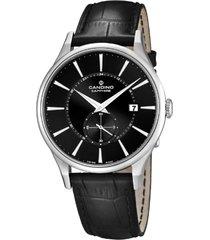 reloj classic timeless negro candino