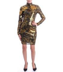korte jurk versace d2hzb401