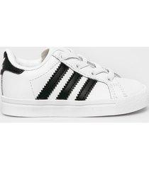 adidas originals - buty dziecięce coast star el i