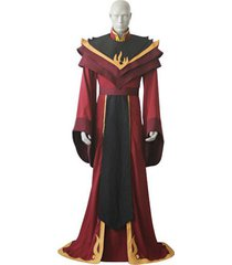 avatar the last airbender fire lord ozai cosplay costume men anime outfit