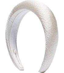 jennifer behr thada headband - neutrals