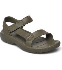 m hurricane drift shoes summer shoes sandals grön teva