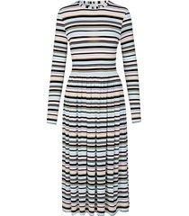 joel dress in stripes multi