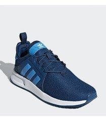 zapatilla azul adidas x-plr