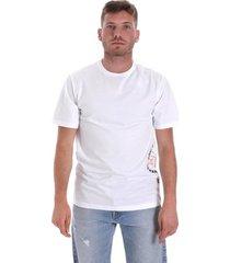 t-shirt korte mouw converse 10018872-a02