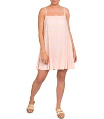 hurley a-line swing dress