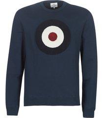 sweater ben sherman boucle target sweatshirt