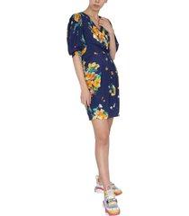 boutique moschino dress with v neck
