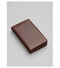 jos. a. bank leather business card case clearance