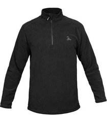 blusa zip thermofleece curtlo masculina