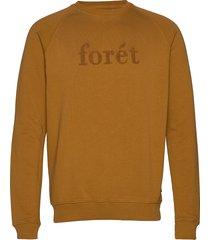 spruce sweatshirt sweat-shirt trui geel forét