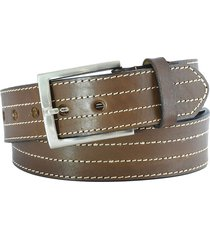 cinturón marrón briganti