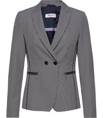 blazer long-sleeve blazers business blazers blauw gerry weber