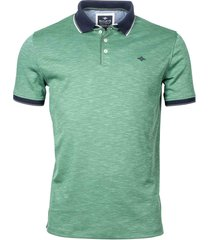 baileys poloshirt groen regular fit 115205/77