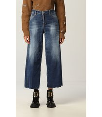 dsquared2 jeans dsquared2 washed wide jeans