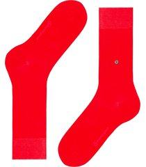 burlington socks lord soft combed cotton socks | red | 21021-8001