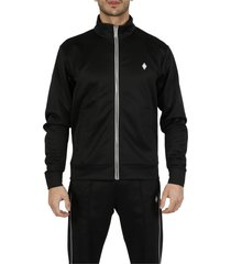 marcelo burlon cross slim track jacket