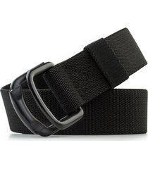mens weave canvas web elasticity cintura outdoor slider buckle anello regolabile durevole cintura