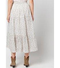 skall studio women's shiro skirt - print - l