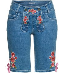 shorts bavaresi (blu) - rainbow