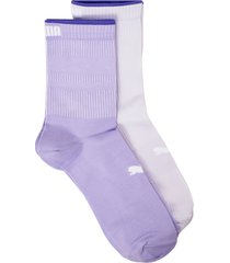 strumpor puma sock structure women 2-pack